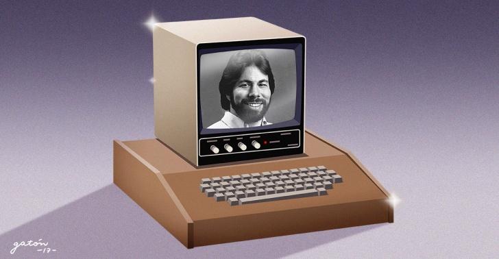 tecnología, Apple, computadores, Woz