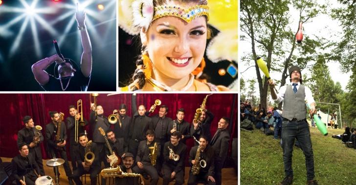 festival, verano, regiones, panoramas, cultura, cine, música, conciertos