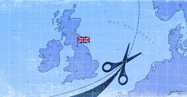 Brexit, Theresa May, negociación Reino Unido con la Unión Europea, Artículo 50, Tratado de Lisboa, Reino Unido, Unión Europea