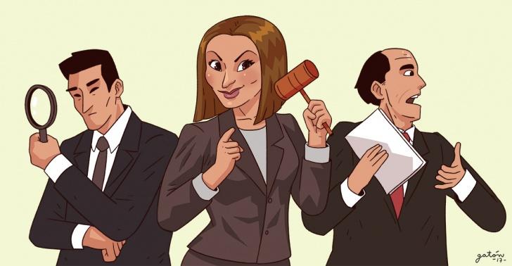 fiscales, jueces, defensores públicos, delitos, derecho penal, Ministerio Público