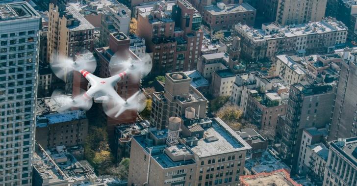 vigilancia, dron, aire, seguridad, privacidad, regulacion