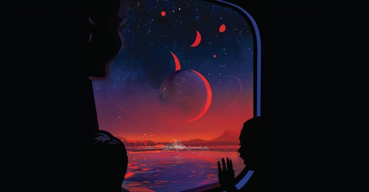 NASA, espacio, viaje, exoplanetas, galaxia, Tierra, ciencia