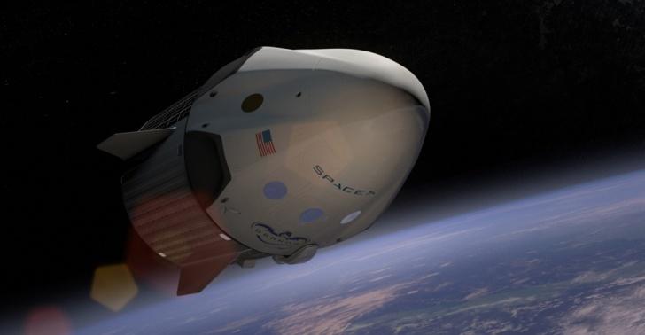 espacio, spacex, nave, luna, turismo, espacial, nasa, tecnologia