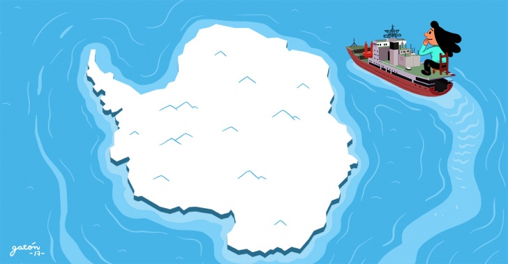 antártica, exploración, ciencia, hielo, glaciares