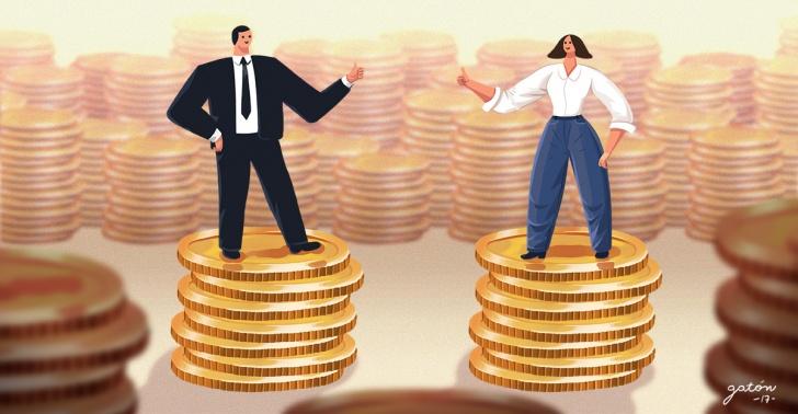 igualdad, genero, sueldo, brecha, salarial, remuneracion