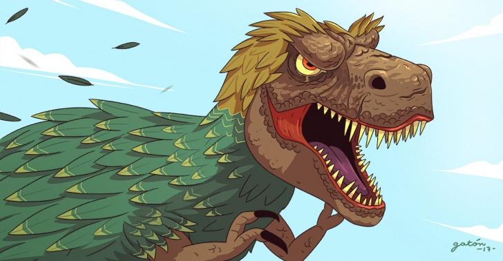 dinosaurio, ave, pluma, ciencia, prehistoria, jurasico