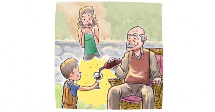 abuelos, padres, hijos, niños, paternidad, crianza, educación, infancia, maternidad, relaciones, consejos