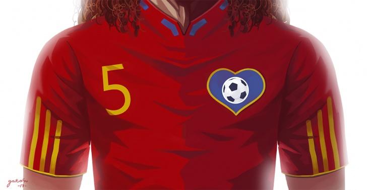 deporte, fútbol, ídolos, Carles Puyol, Barcelona, valores