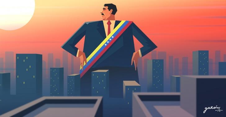 venezuela, maduro, crisis, parlamento, asamblea, desacato, democracia