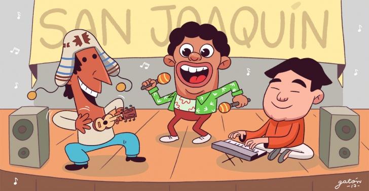 festival, world music, músicas del mundo, san joaquín, jonny labra, cultura, conciertos