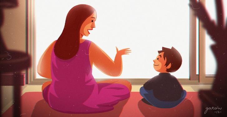conversaciones, temas, dificultades, padres, hijos, comunicación, diálogo, muerte, peleas, despidos