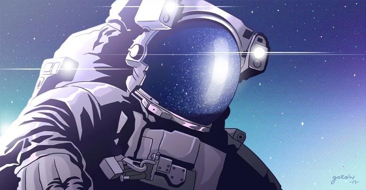 espacio, cambio, cuerpo, humano, nasa, experimento