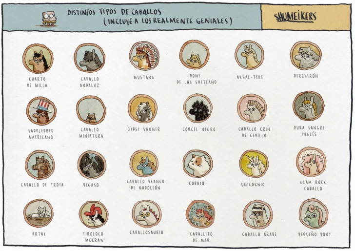 Caballos, Mamiferos, Animales, Equinos, Razas