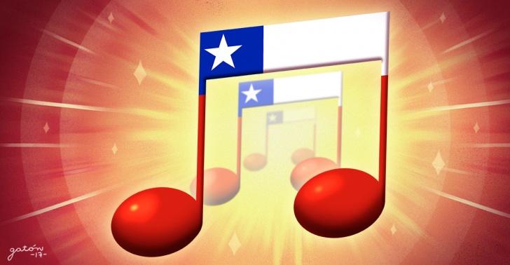 música chilena, música, IMI Chile, industria musical, quemasucabeza, sellos discográficos, nodo de música chilena, estudio