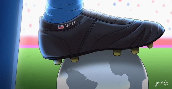 fútbol, futbolistas, deporte, Chile, Imagen País, valores, Fundación Valores