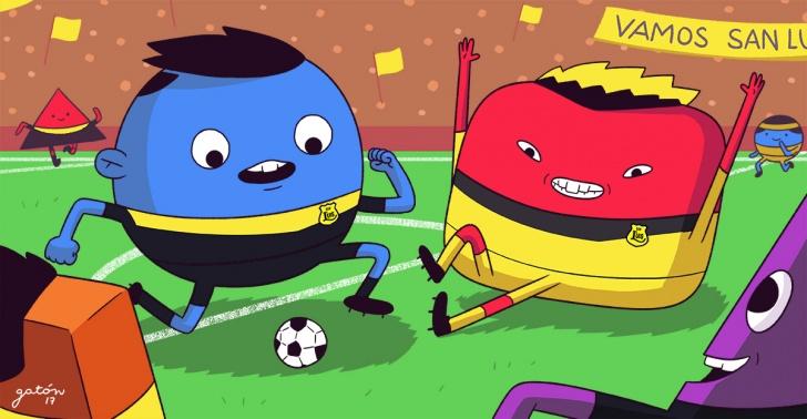 Fútbol inclusivo, liga inclusiva, inclusión, deporte, fútbol