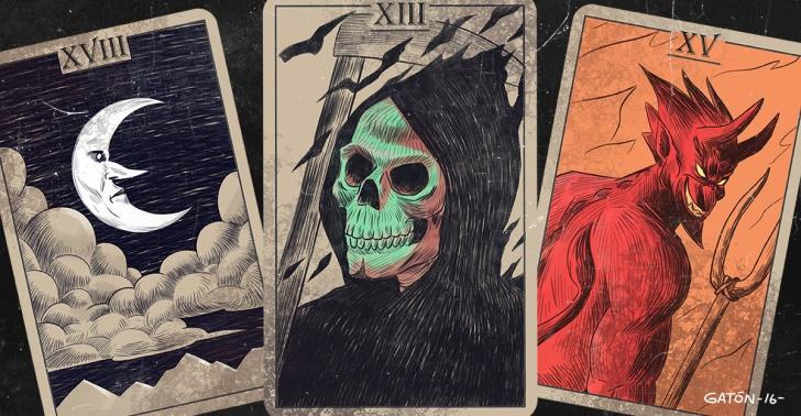 tarot, cartas, pintas, arcanos, historia