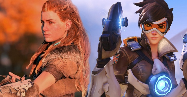 videojuego, inclusion, diversidad, overwatch, horizon, zero, dawn, play, station, pc