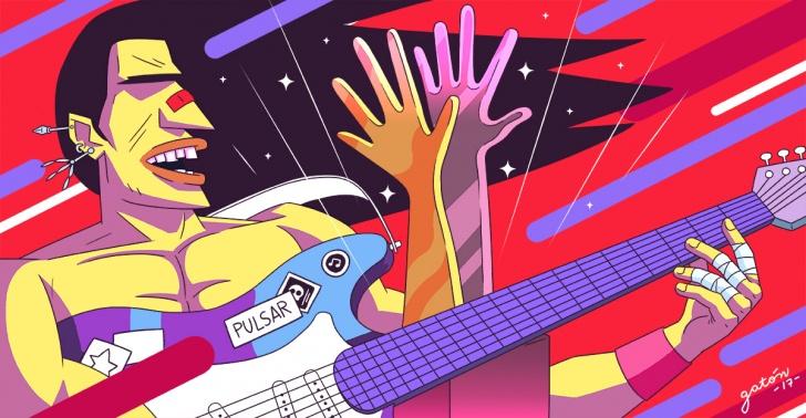 música chilena, premios pulsar, folklore, metal, rock, pop, fusión, jazz