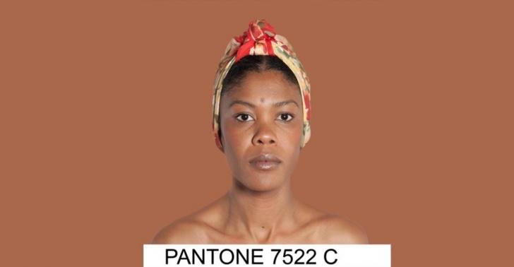 Humanae, Angélica Dass, fotografía, cultura, razas, colores, esquemas culturales, piel, color