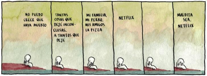 Muerte, Fantasmas, Paranormal, Internet, Amistad, Netflix, Cine, Peliculas, Comics