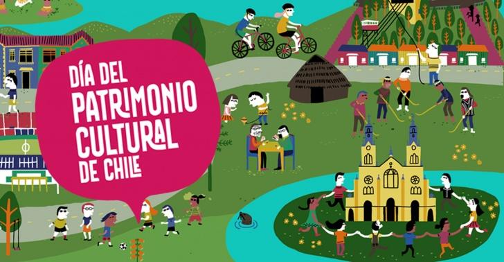 Día del Patrimonio Cultural, cultura, Chile, patrimonio