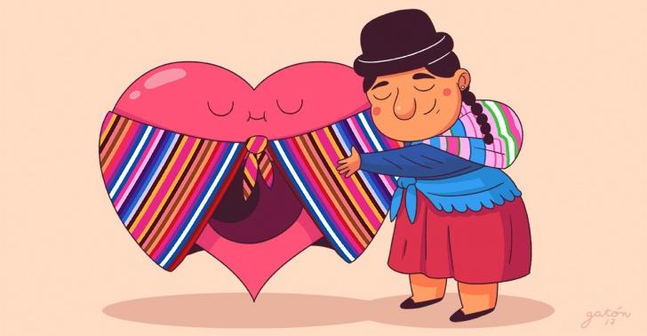 bolivia, corazón, medicina, cardiopatía, niños, telar, aymara