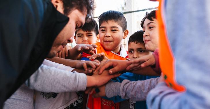 fútbol, barrios, Fútbol Más, deporte social