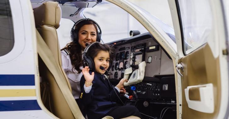 piloto, afgana, niñas, ingenieria, ciencia, aviacion