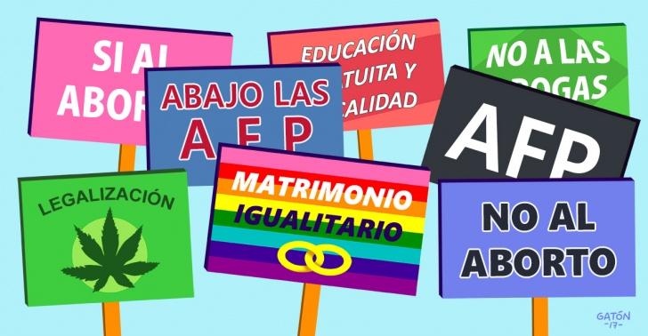elecciones, presidenciales, chile presidente, primarias