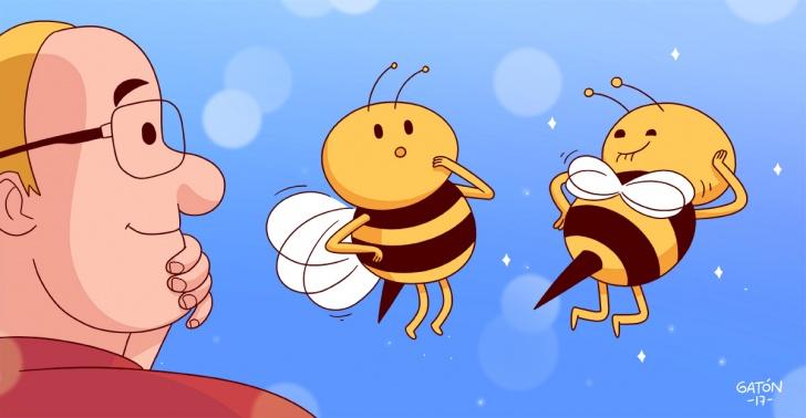 abejas, naturaleza, biología, tecnología, ciencia, premios