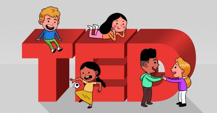 niños, sueños, mundo, líderes, historias, charlas TED, historias