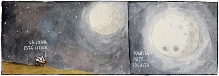 Luna, Noche, Astro, Satelite, Astronomia, Cielo, Espacio, Universo, Estrellas, Galaxias