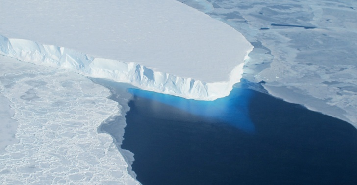Larsen C, Antártica, glaciar, calentamiento global, hielo, ciencia, INACH