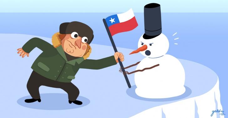 antartica, tratado, internacional, chile, territorio, reclamo, soberania