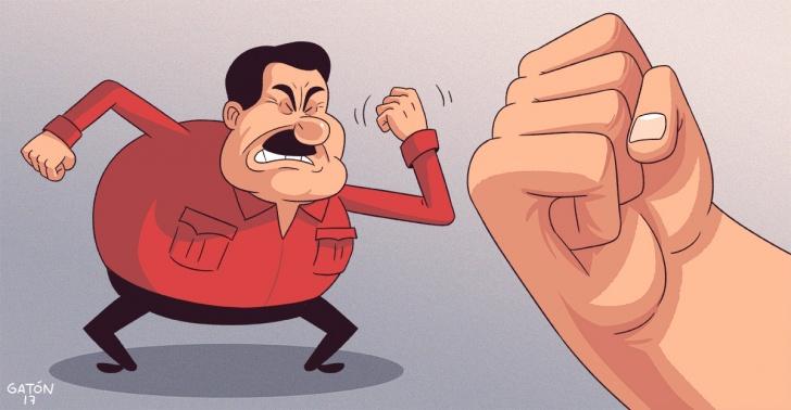 venezuela, maduro, gobierno, paralelo, constitucion