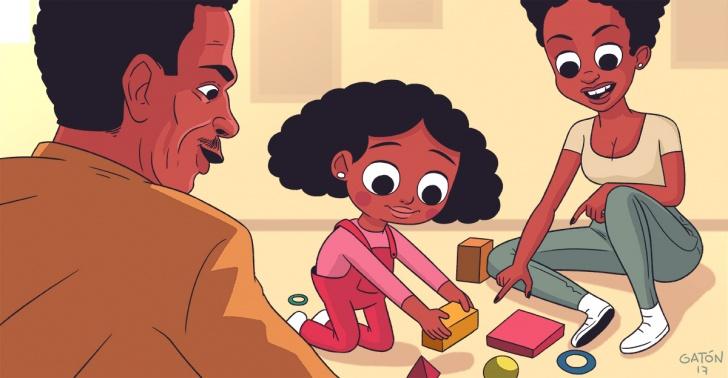 Día del Niño, juegos, recreación, familia, juegos de mesa