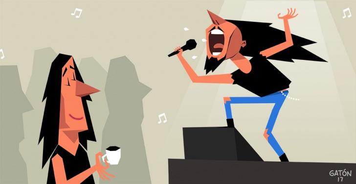 música, respeto por la música, conciertos, música en vivo, manual de carreño, cortesía, buen comportamiento
