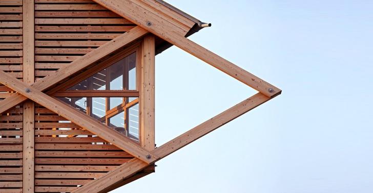 madera, construcción, propiedades, antisísmico, arquitectura, barrios ecosustentables, futuro, material.
