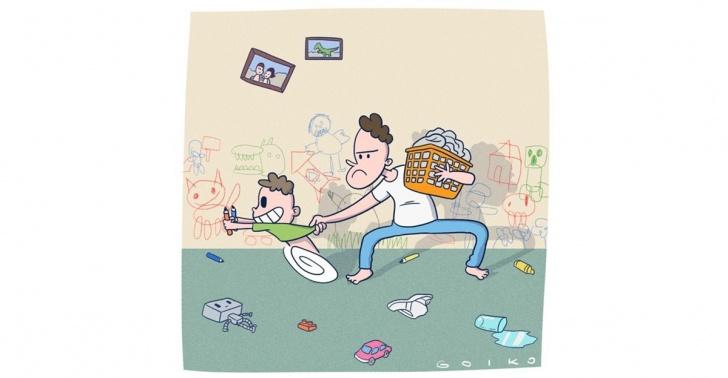 infancia, educación, paternidad, padres, madres, niños, hiperactividad