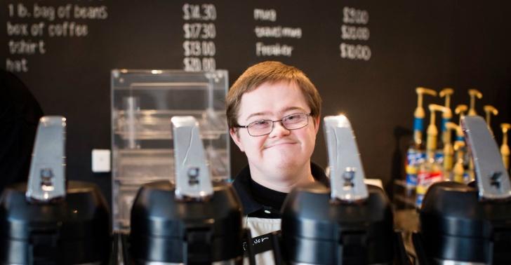 inclusión, discapacidad intelectual, oportunidad laboral, síndrome de down