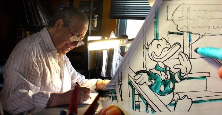 dibujos, arte, ilustración, Vicar, Victor Arriagada Ríos, Disney, Pato Donald, Huaso Ramón, Victor Arriagada Schulz, cómic