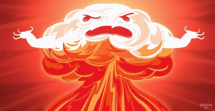 armas nucleares, bomba atómica, bomba de hidrógeno, corea del corte, armas, onu, tratados internacionales