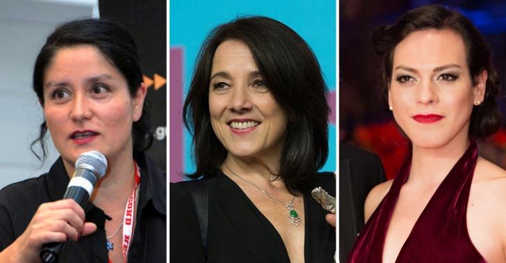 cine, actrices chilenas, películas