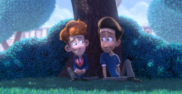 cortometraje, cine, film, amor homosexual