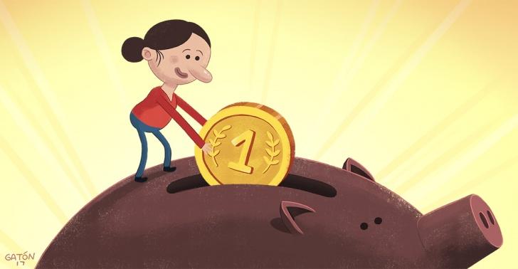 ahorro, dinero, economía, plata, familia, inclusión financiera, emprendimiento, innovación,CMCM, Caja Los Andes