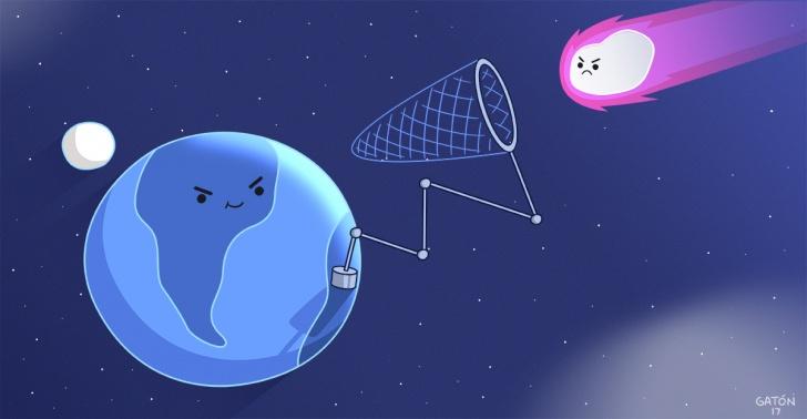 nasa, espacio, amenaza, extraterrestres, asteroides, impacto, volcanes