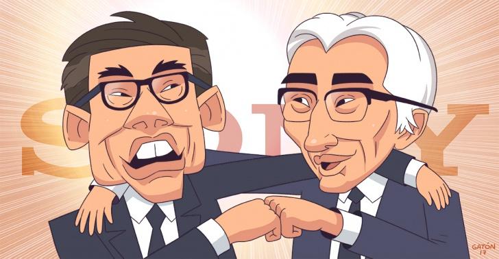 sony, empresa, historia, japón