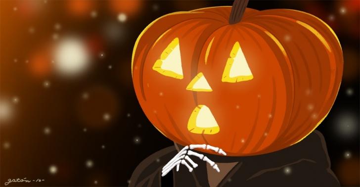 Halloween, terror, microcuentos, literatura, cuentos, concurso