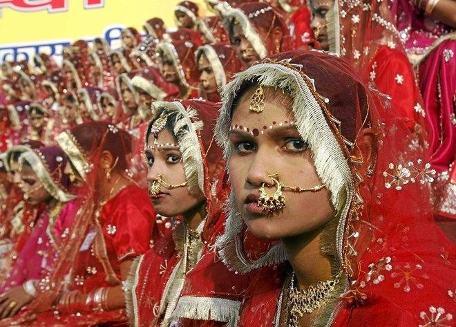 India, matrimonio infantil, violación, niñas novias